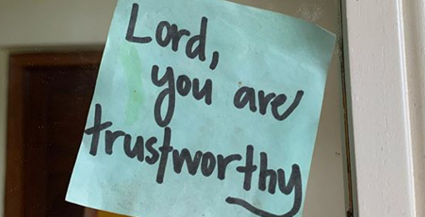 Lord-you-are-trustworthy-